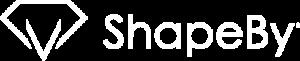 Shapeby_logo_primary_R4x-1white